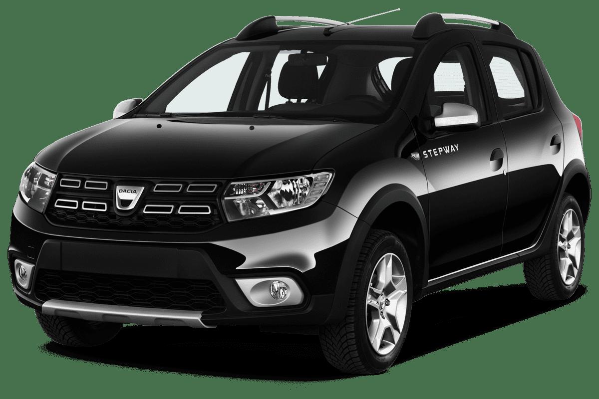 Dacia Sandero Stepway angularfront