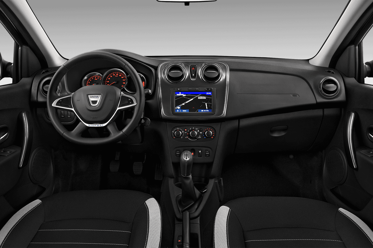Dacia Sandero Stepway dashboard