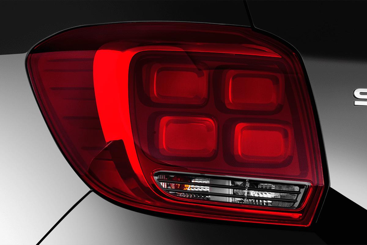 Dacia Sandero Stepway taillight