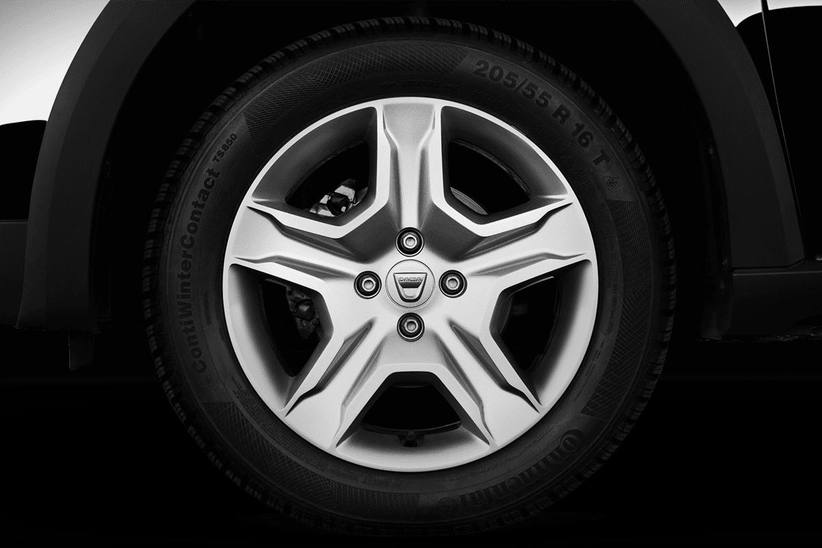 Dacia Sandero Stepway wheelcap