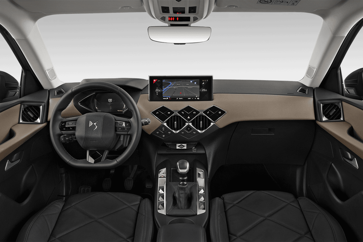 DS 3 Crossback dashboard