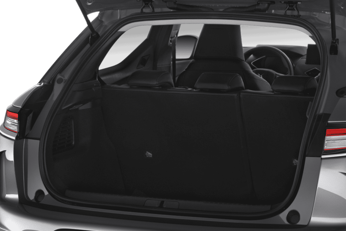 DS 3 Crossback trunk