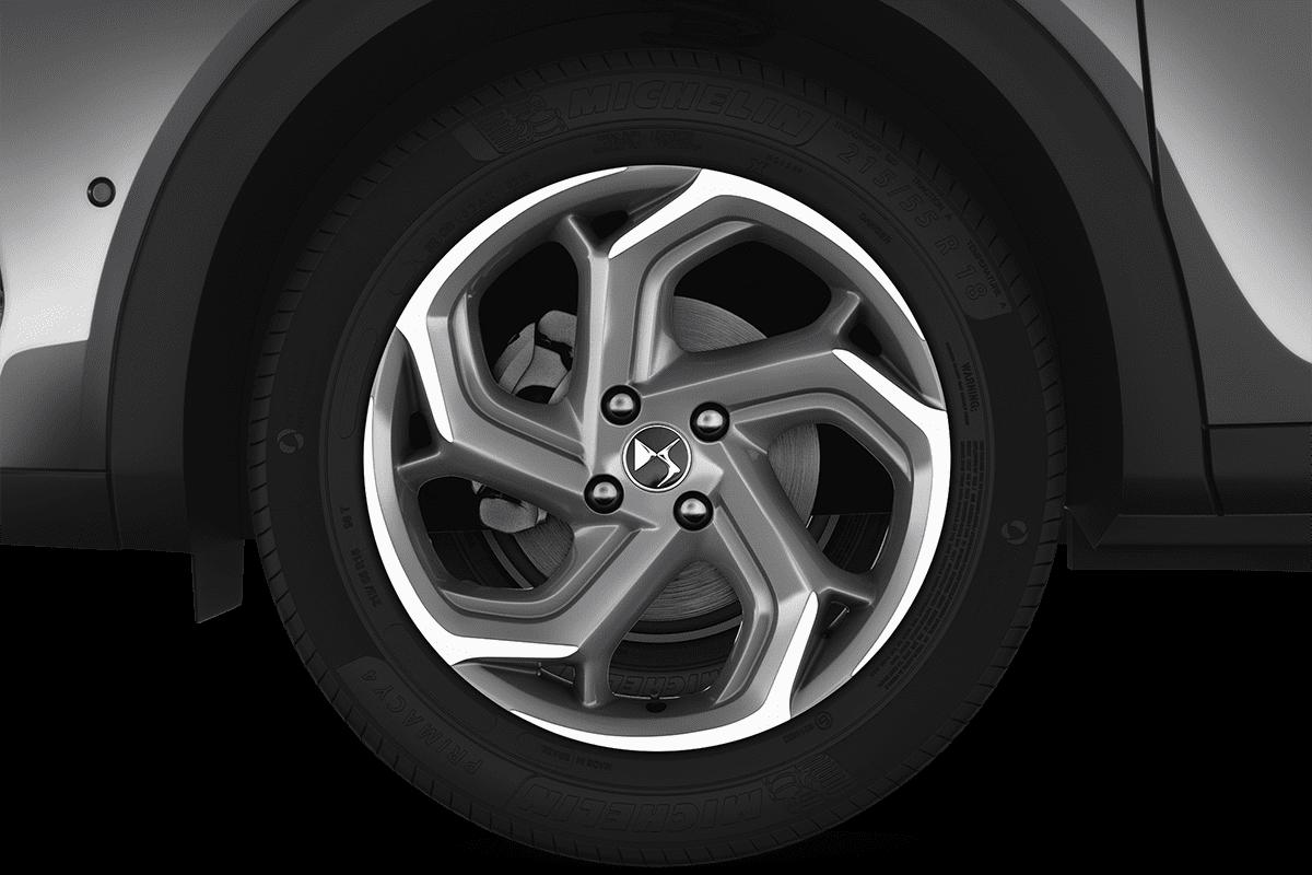 DS 3 Crossback wheelcap