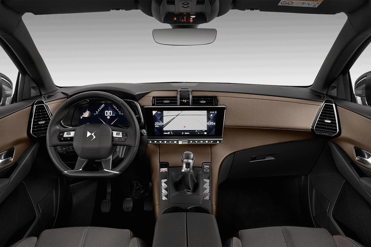 DS 7 Crossback E-Tense dashboard