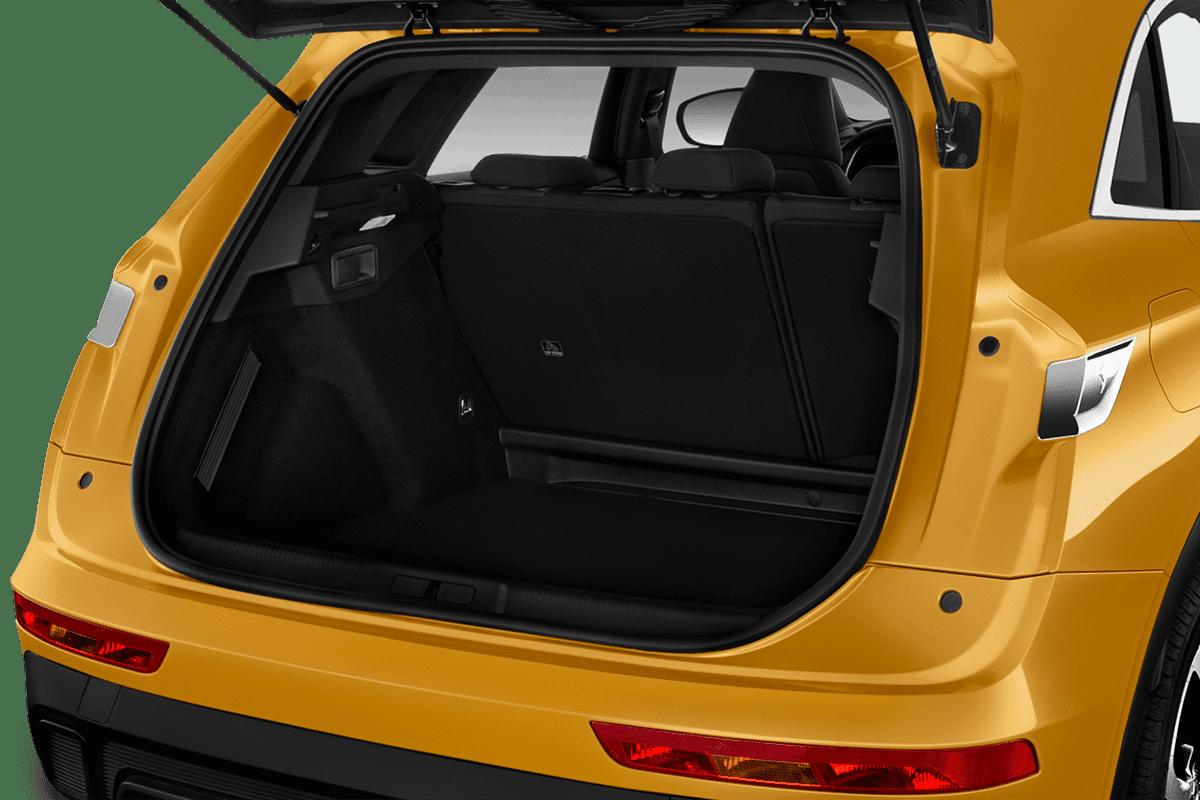 DS 7 Crossback E-Tense trunk