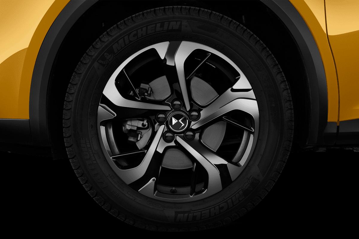 DS 7 Crossback E-Tense wheelcap