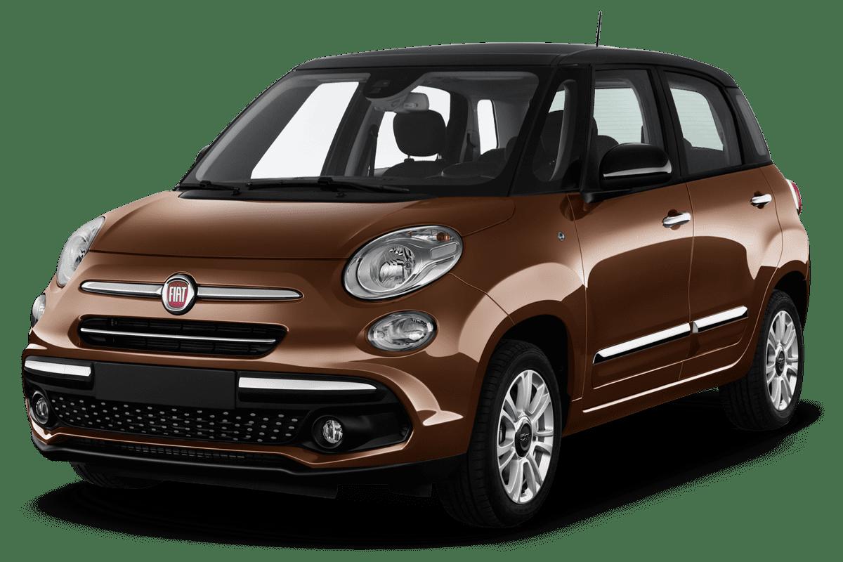 Fiat 500L angularfront