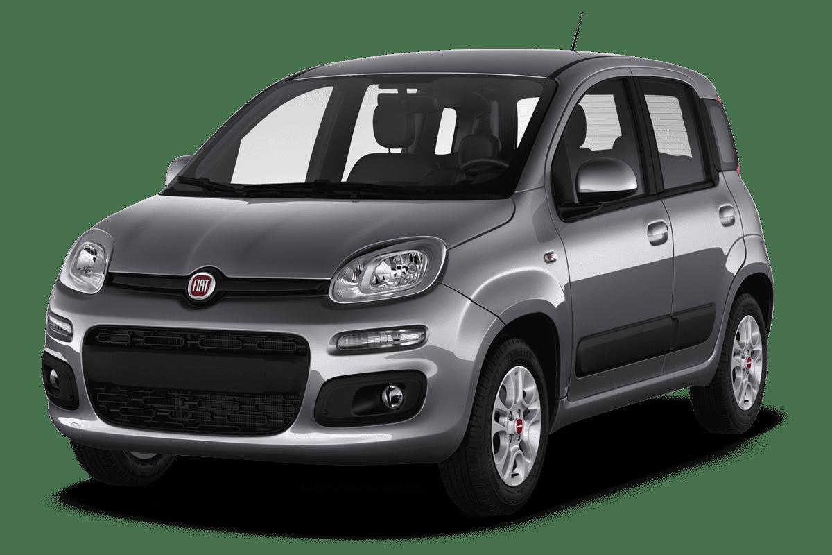 Fiat Panda LPG angularfront