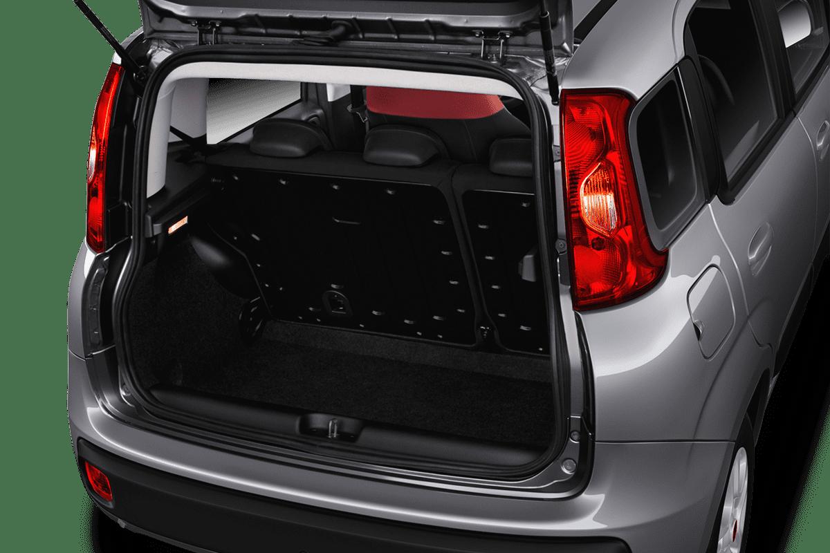 Fiat Panda LPG trunk