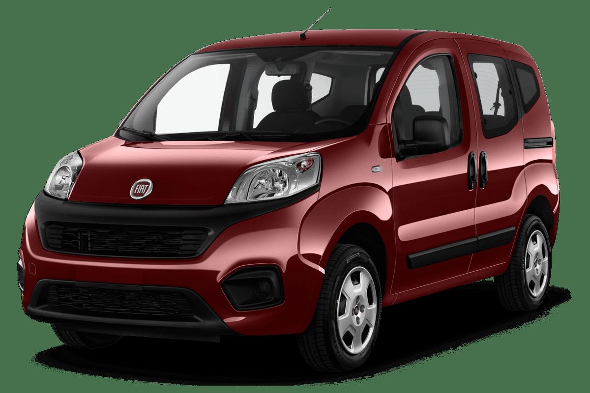 Fiat Qubo angularfront