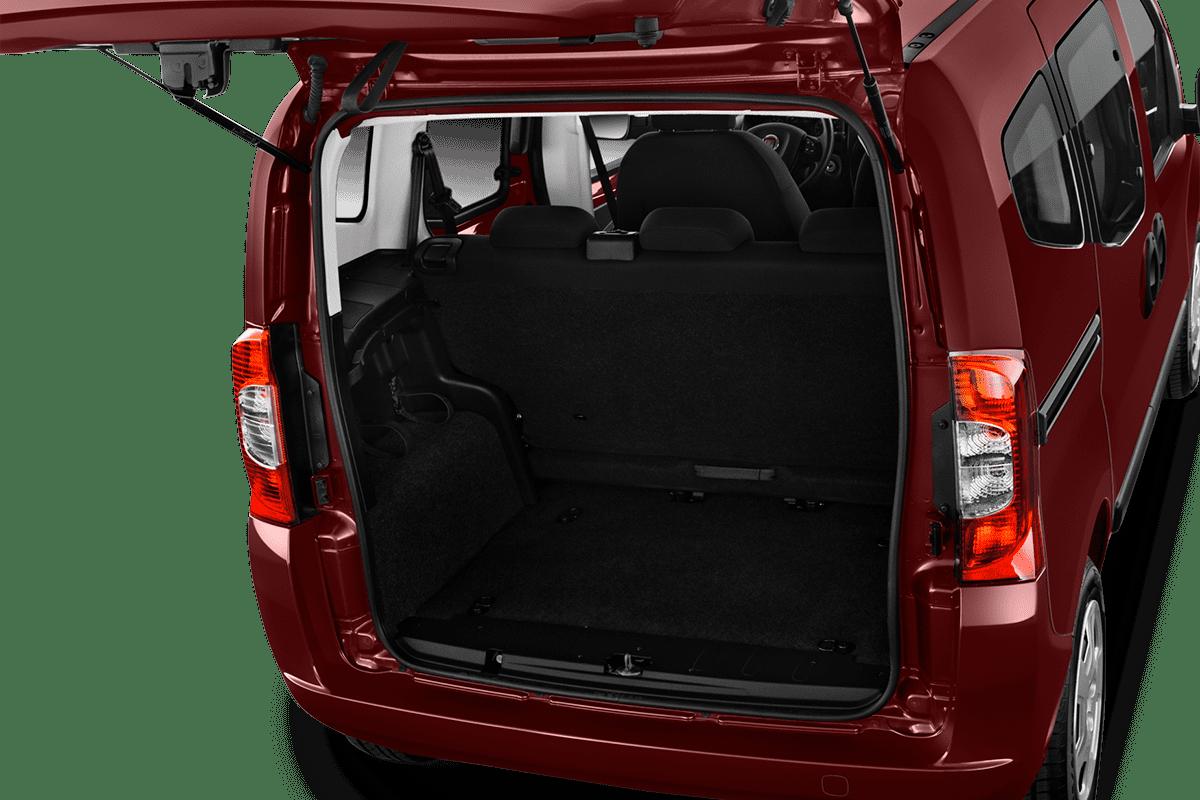 Fiat Qubo trunk