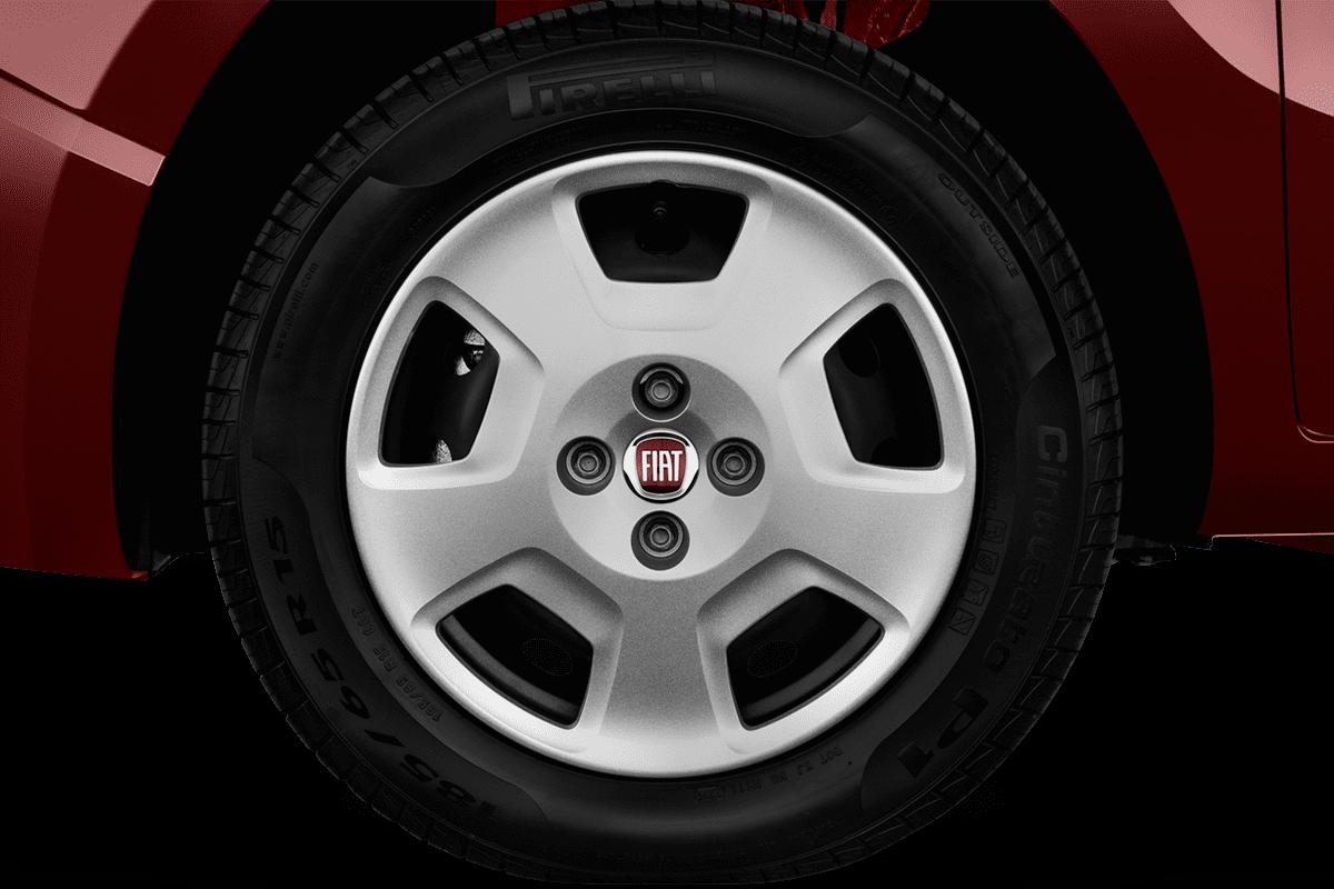 Fiat Qubo wheelcap