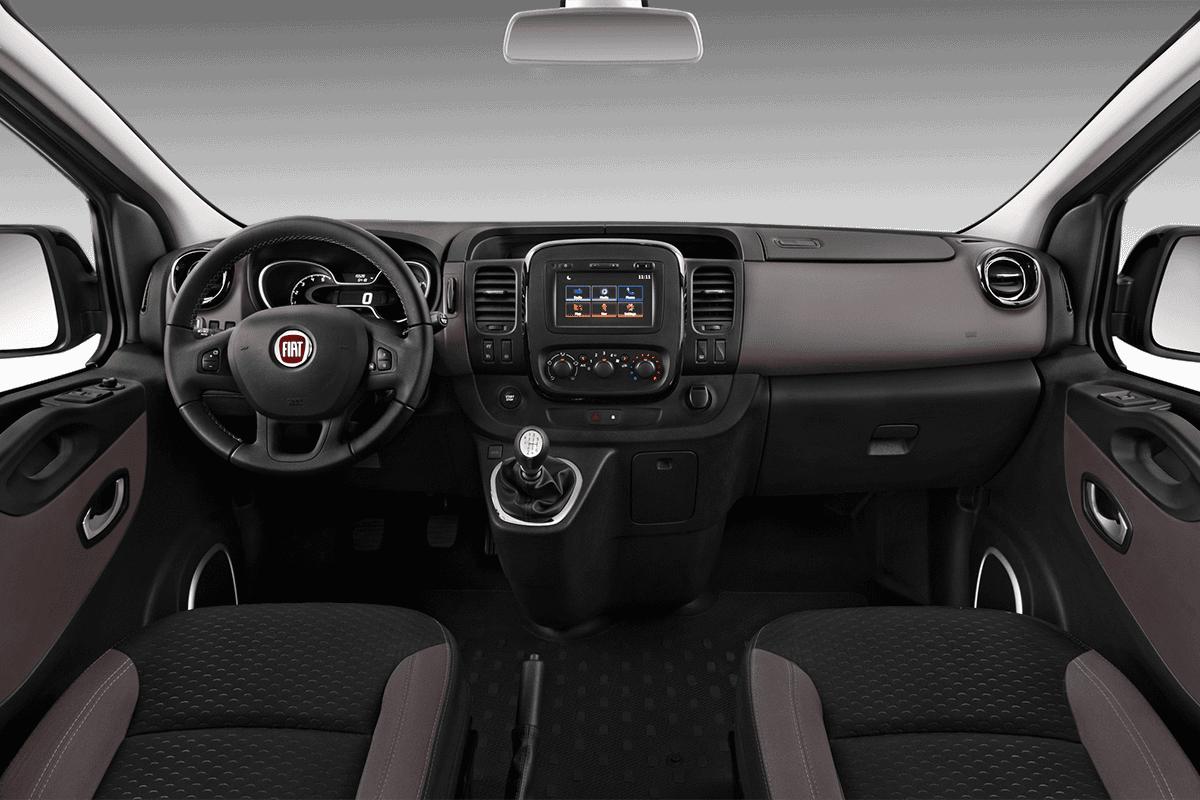 Fiat Talento dashboard