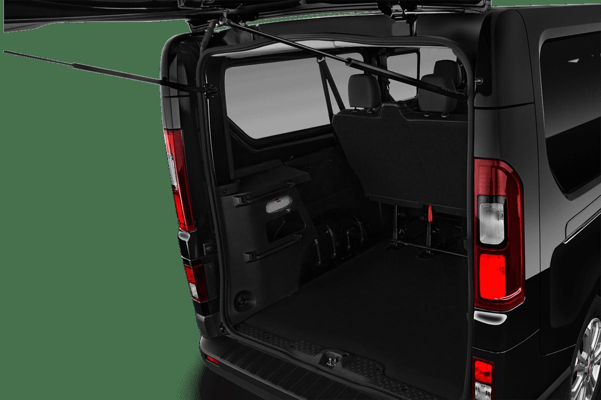 Fiat Talento trunk