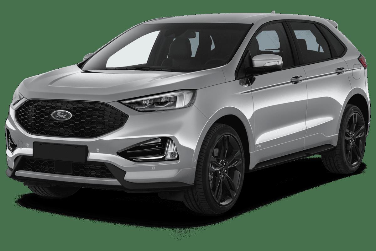Ford Edge angularfront