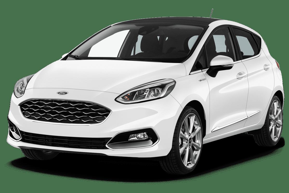 Ford Fiesta Vignale angularfront