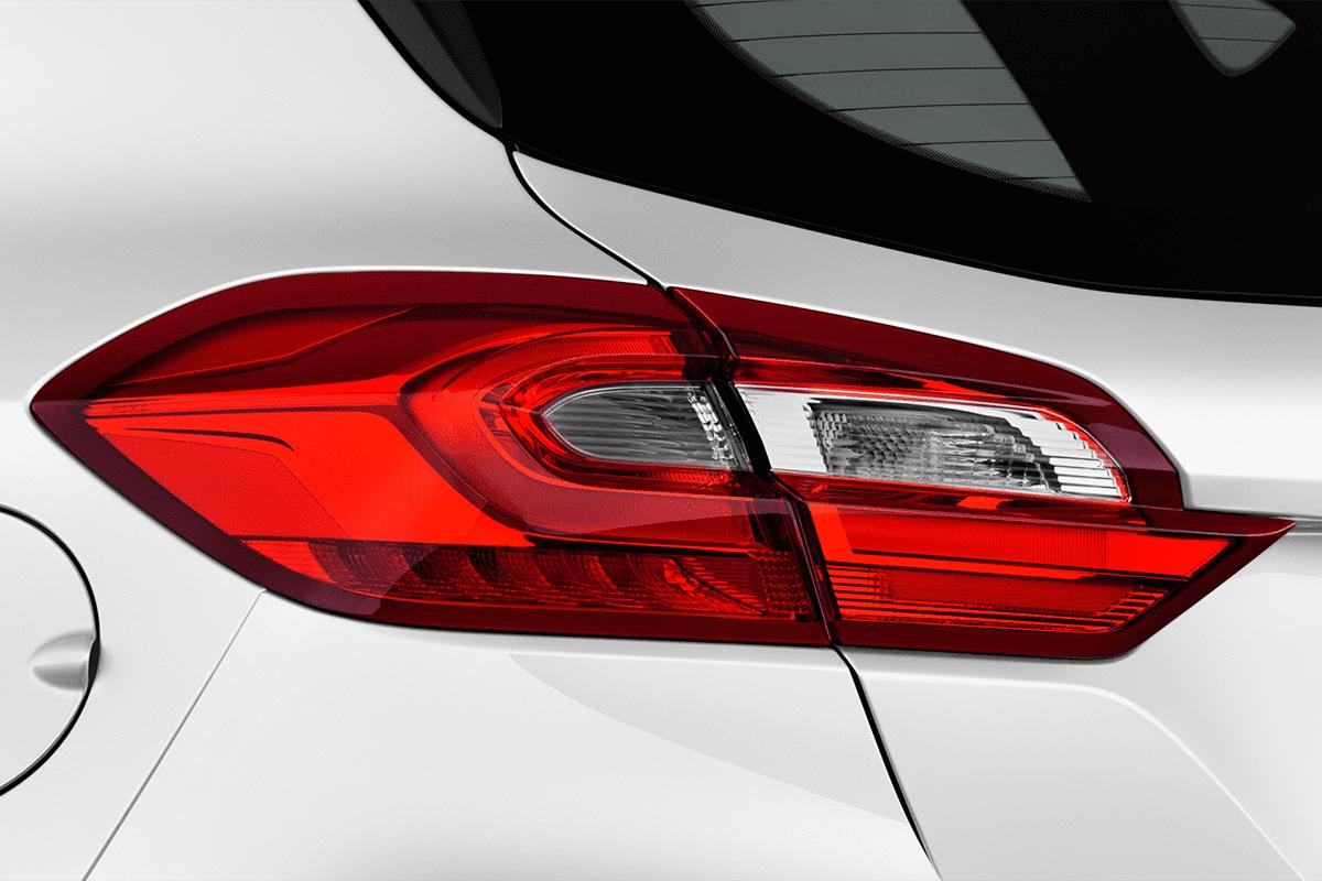 Ford Fiesta Vignale taillight