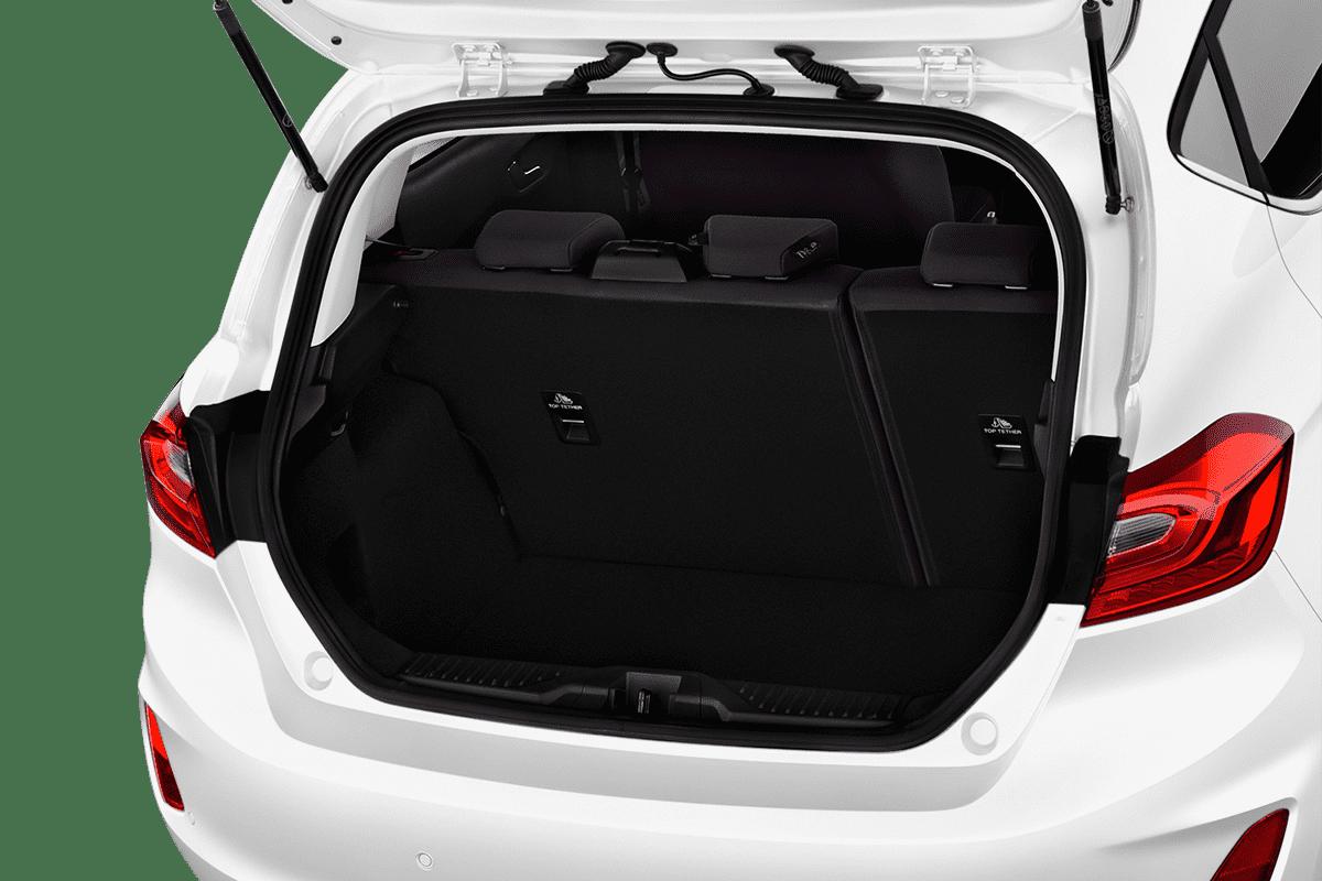 Ford Fiesta Vignale trunk
