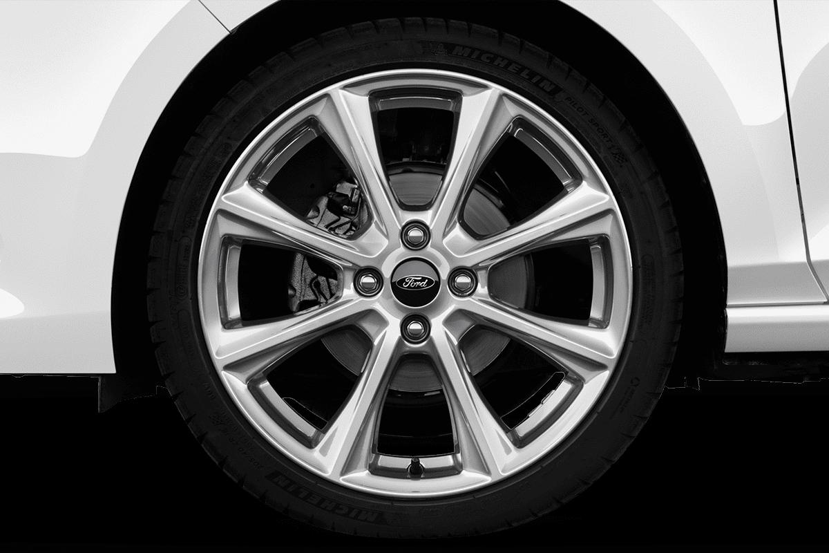 Ford Fiesta Vignale wheelcap