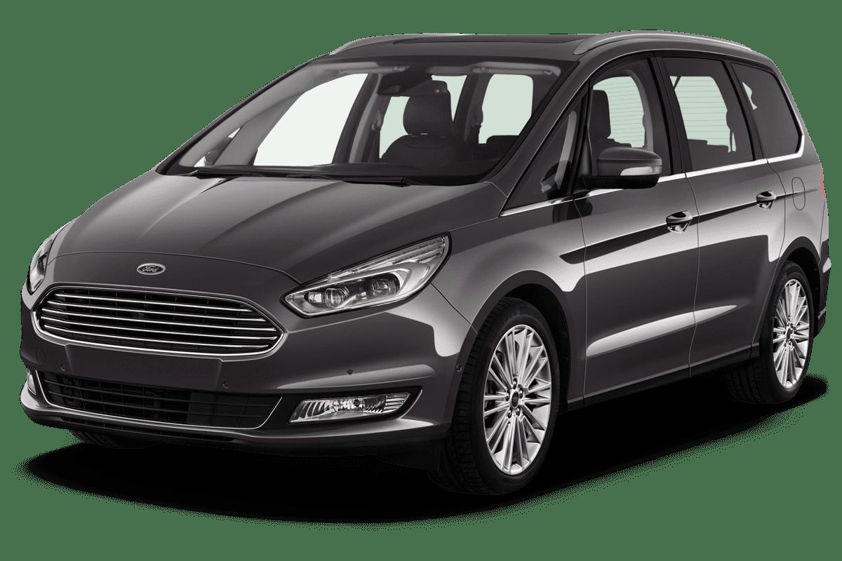 Ford Galaxy angularfront