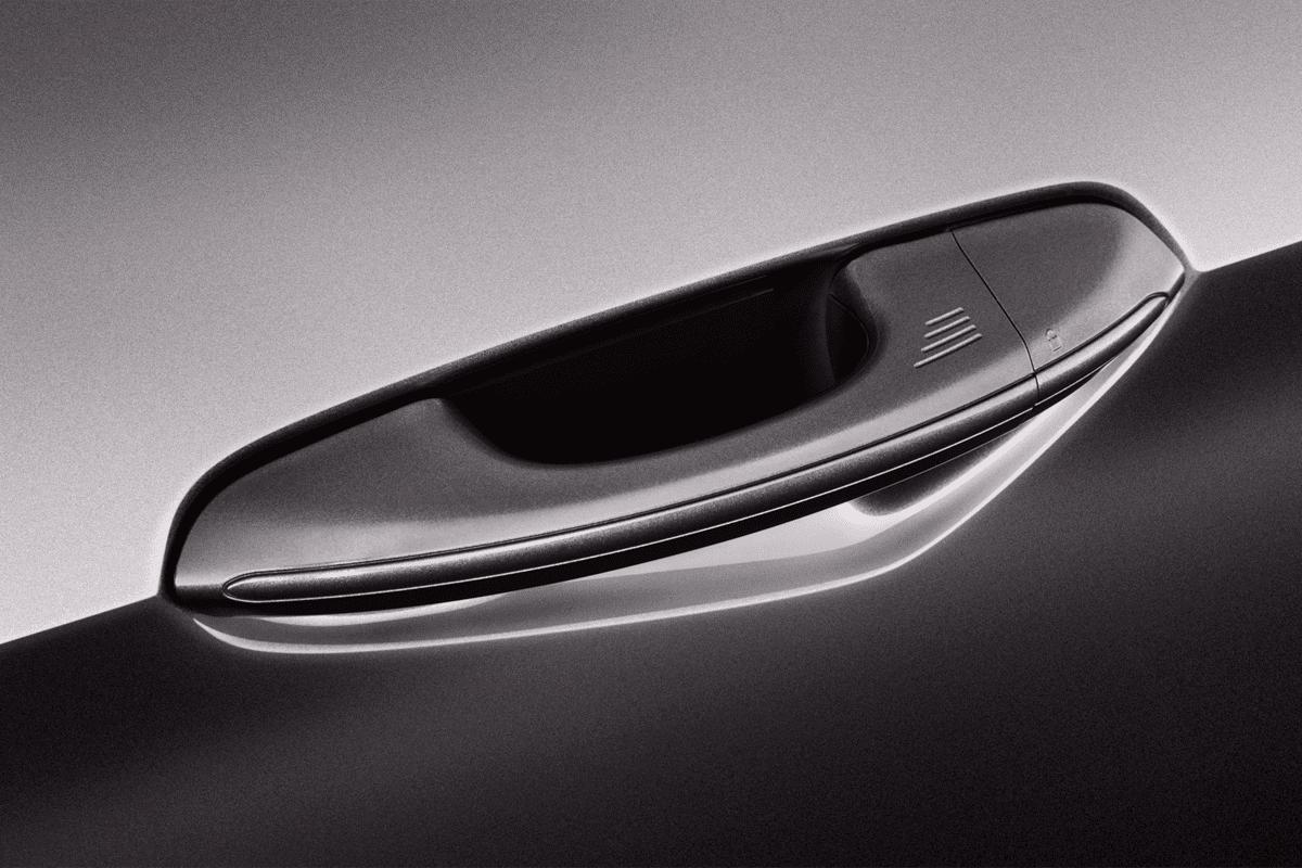 Ford Galaxy doorhandle