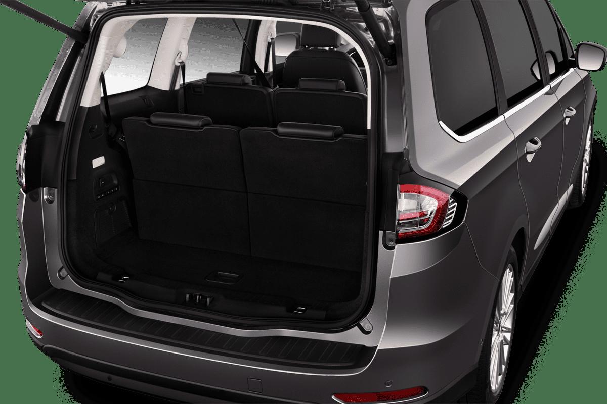 Ford Galaxy trunk