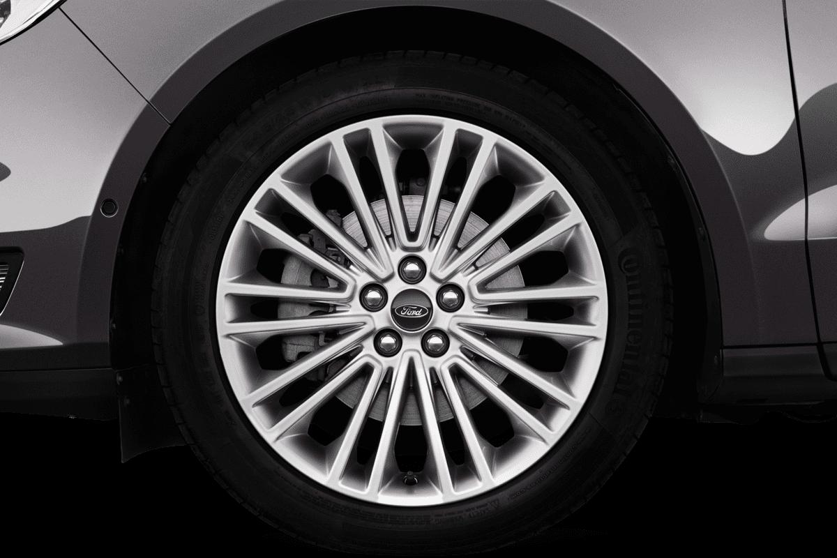 Ford Galaxy wheelcap