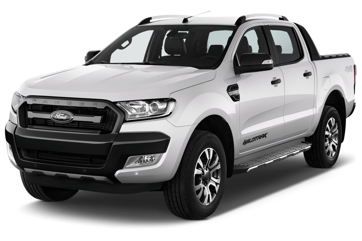 Ford Ranger angularfront