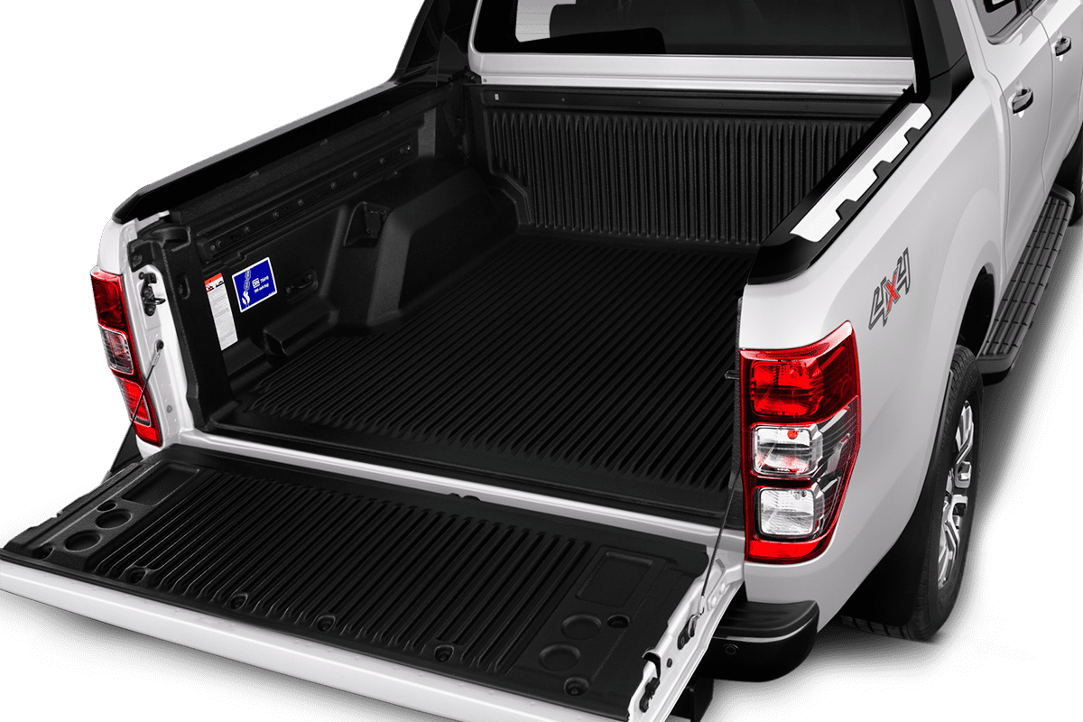Ford Ranger trunk