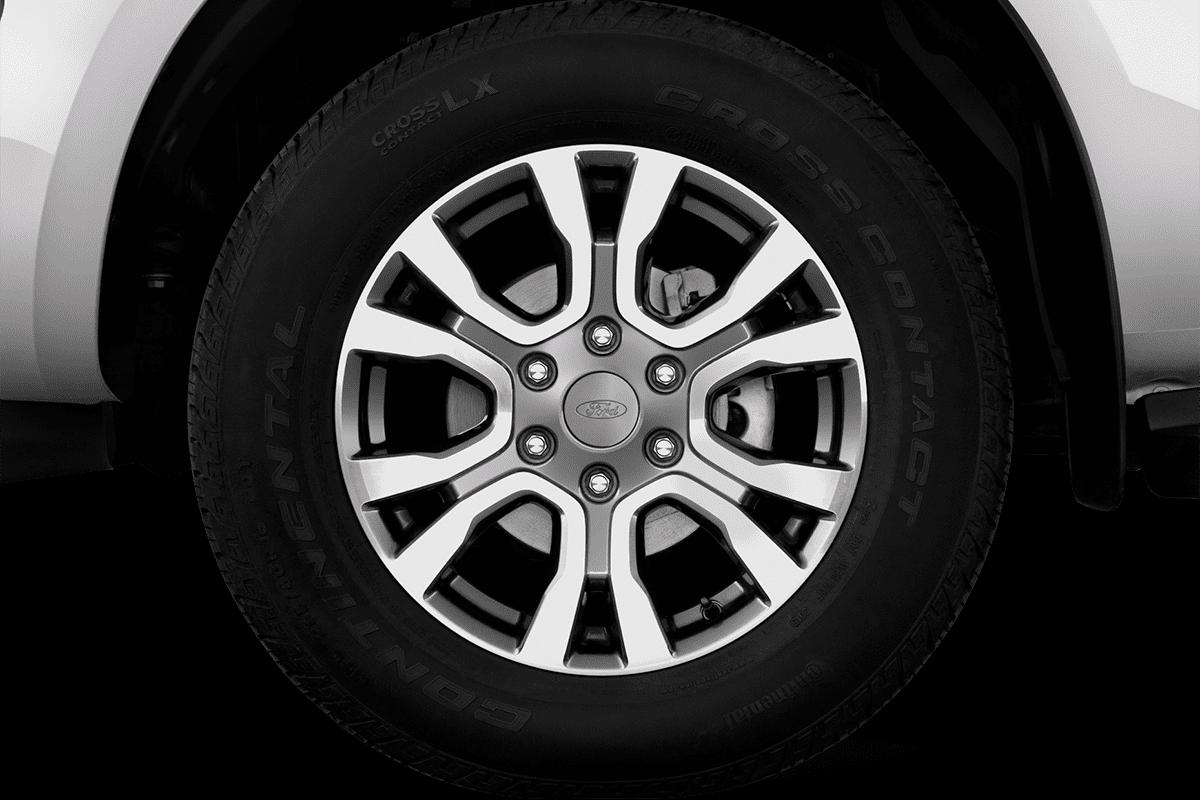 Ford Ranger wheelcap