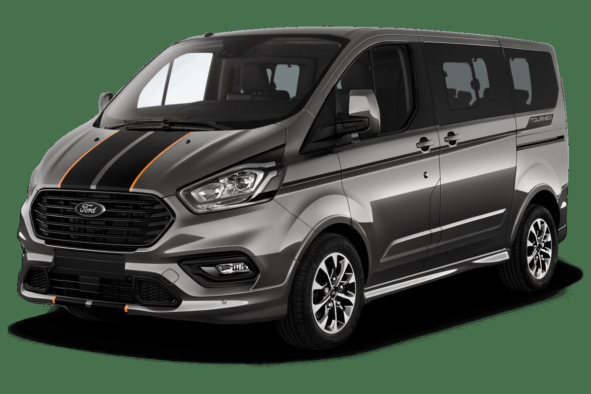 Ford Tourneo Custom Plug-In-Hybrid angularfront