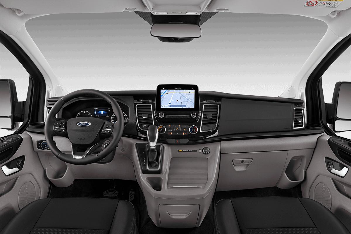 Ford Tourneo Custom Plug-In-Hybrid dashboard