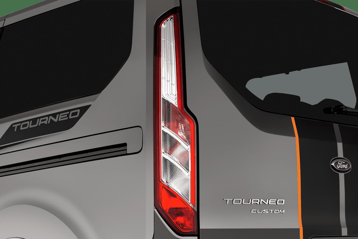 Ford Tourneo Custom Plug-In-Hybrid taillight