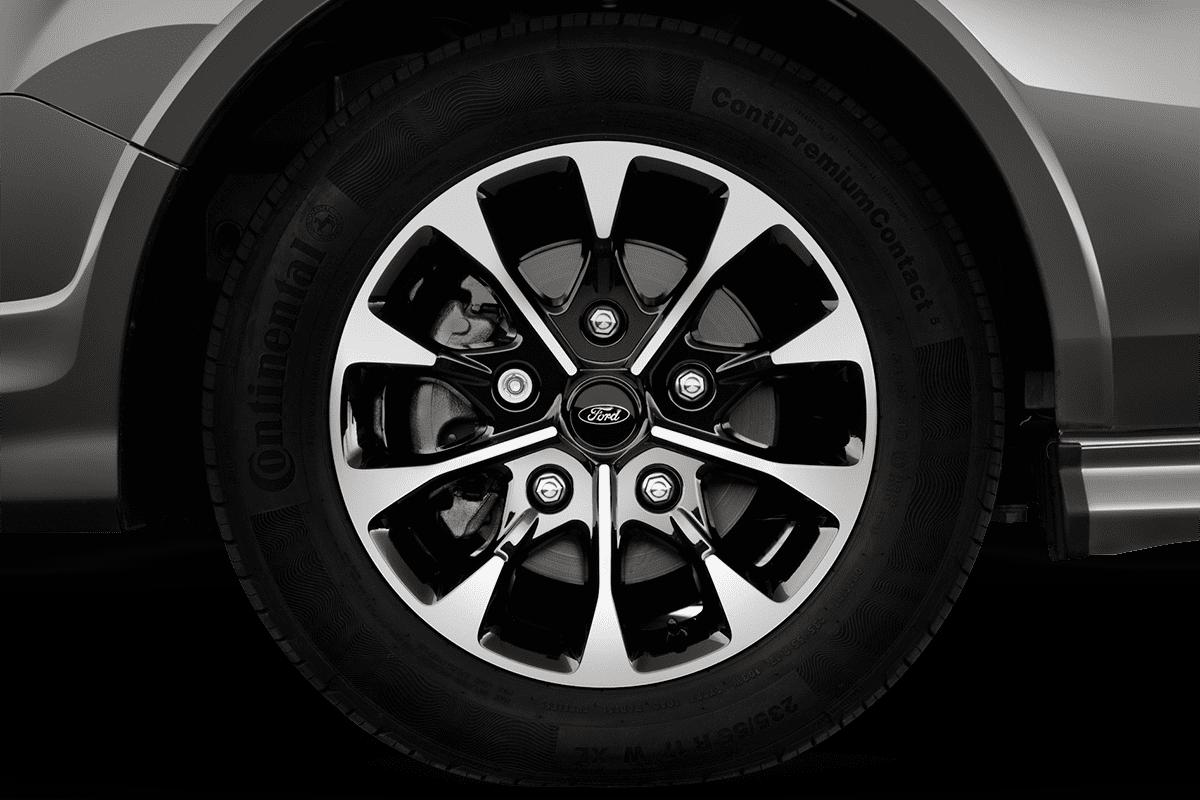 Ford Tourneo Custom Plug-In-Hybrid wheelcap