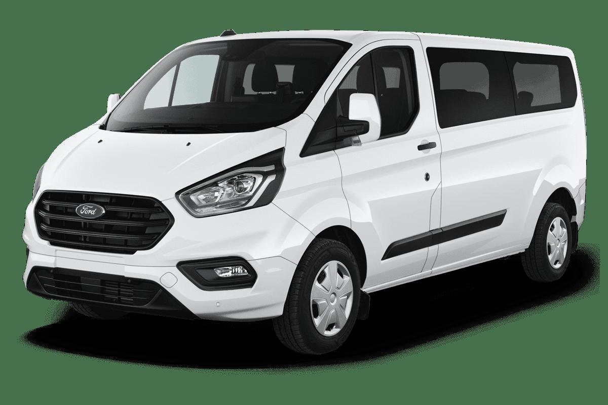 Ford Transit Custom Kombi angularfront