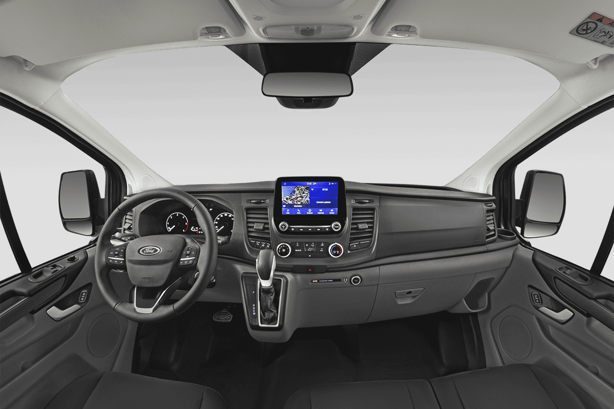 Ford Transit Custom Kombi dashboard