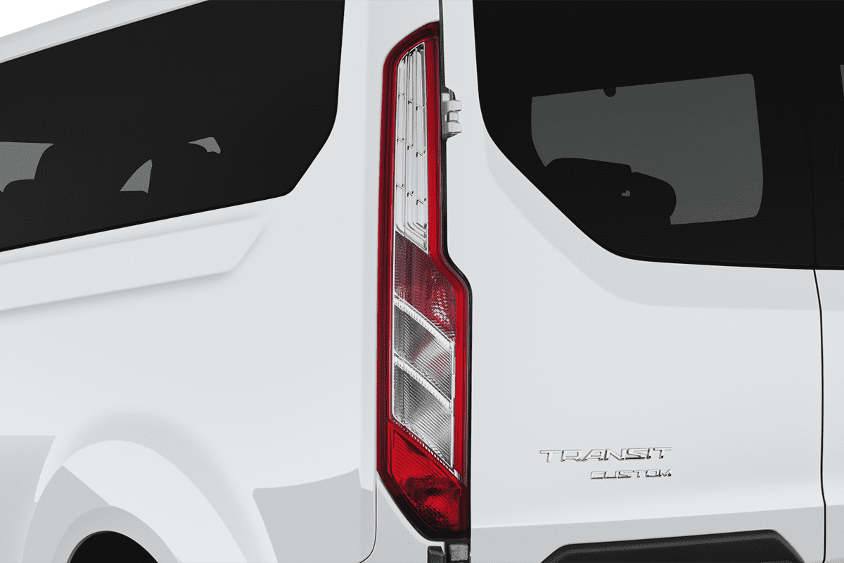 Ford Transit Custom Kombi taillight