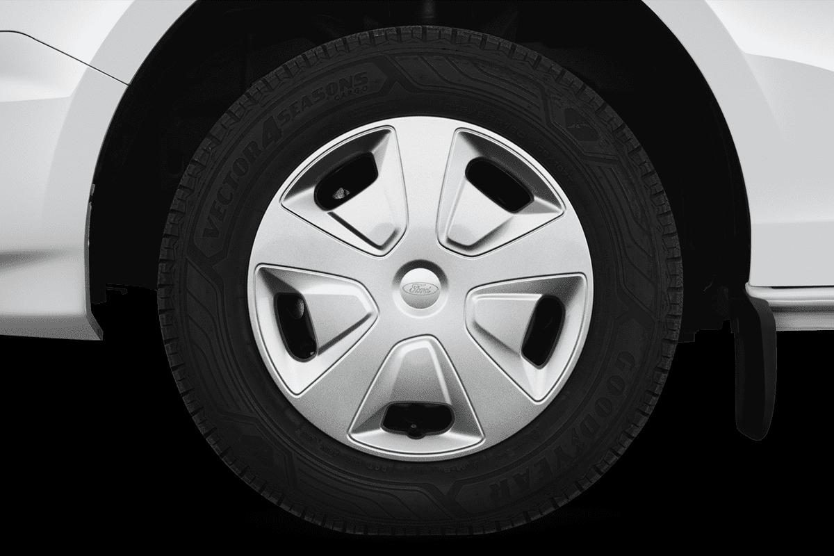Ford Transit Custom Kombi wheelcap