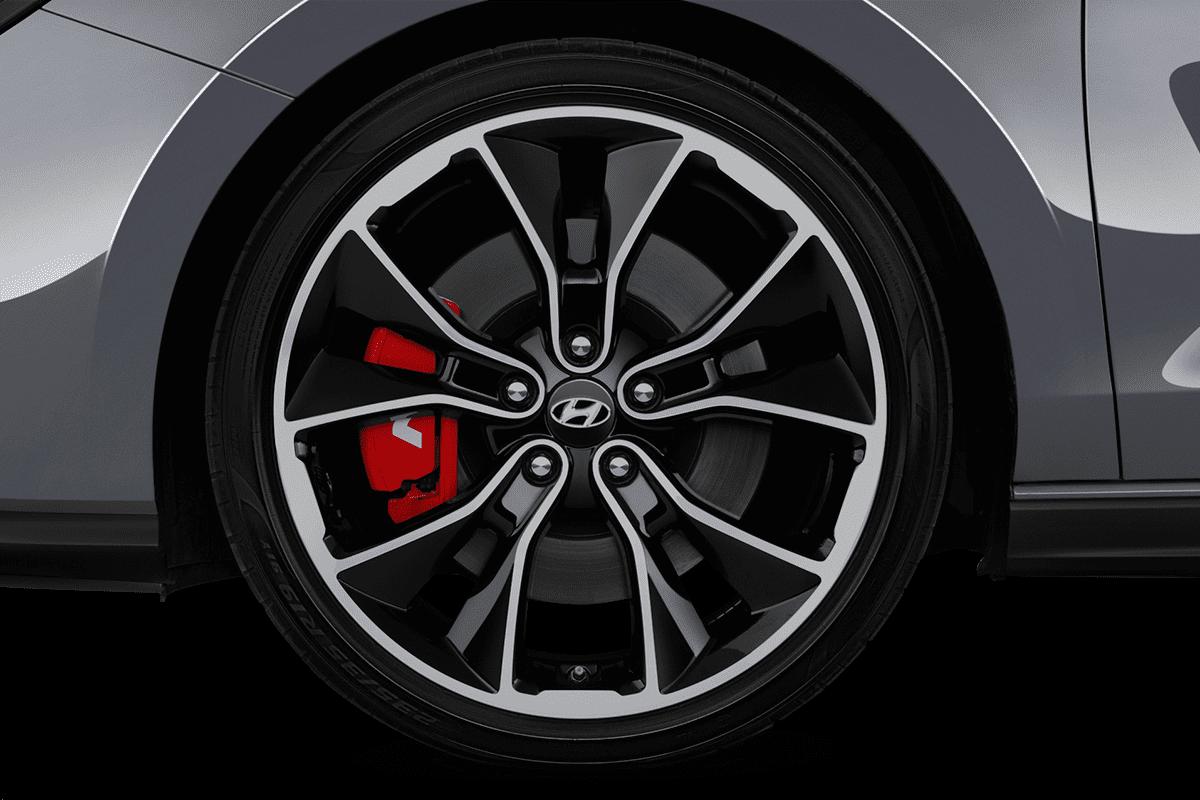 Hyundai i30 N Fastback wheelcap