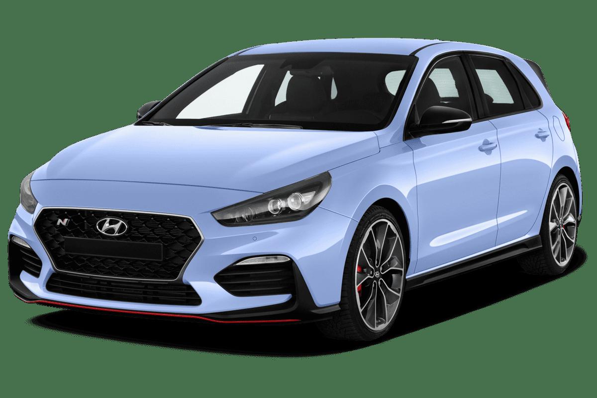 Hyundai i30 N angularfront