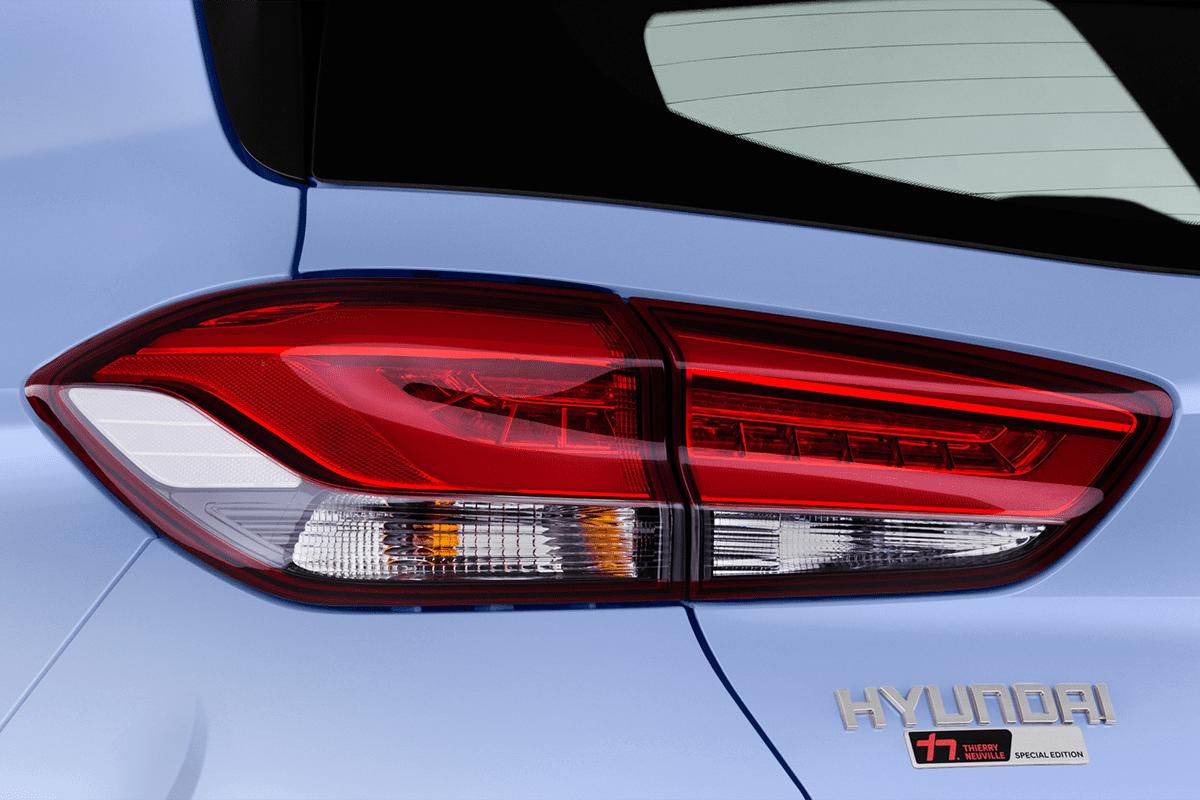 Hyundai i30 N taillight