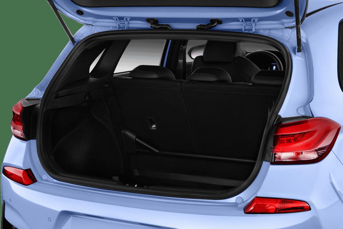 Hyundai i30 N trunk