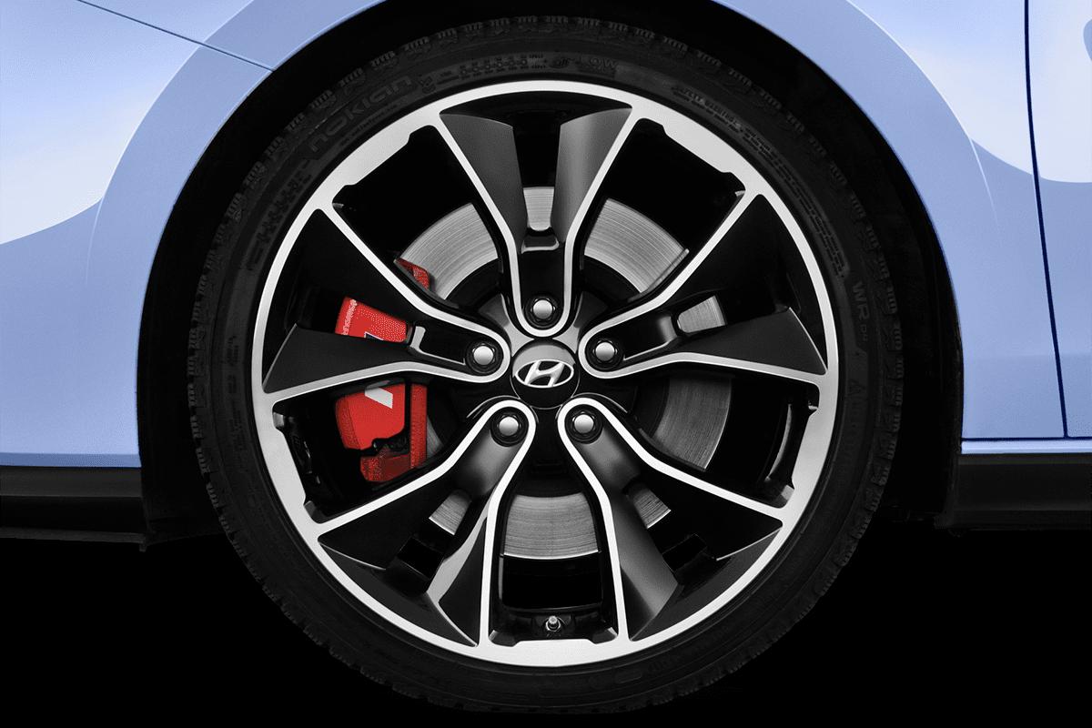 Hyundai i30 N wheelcap