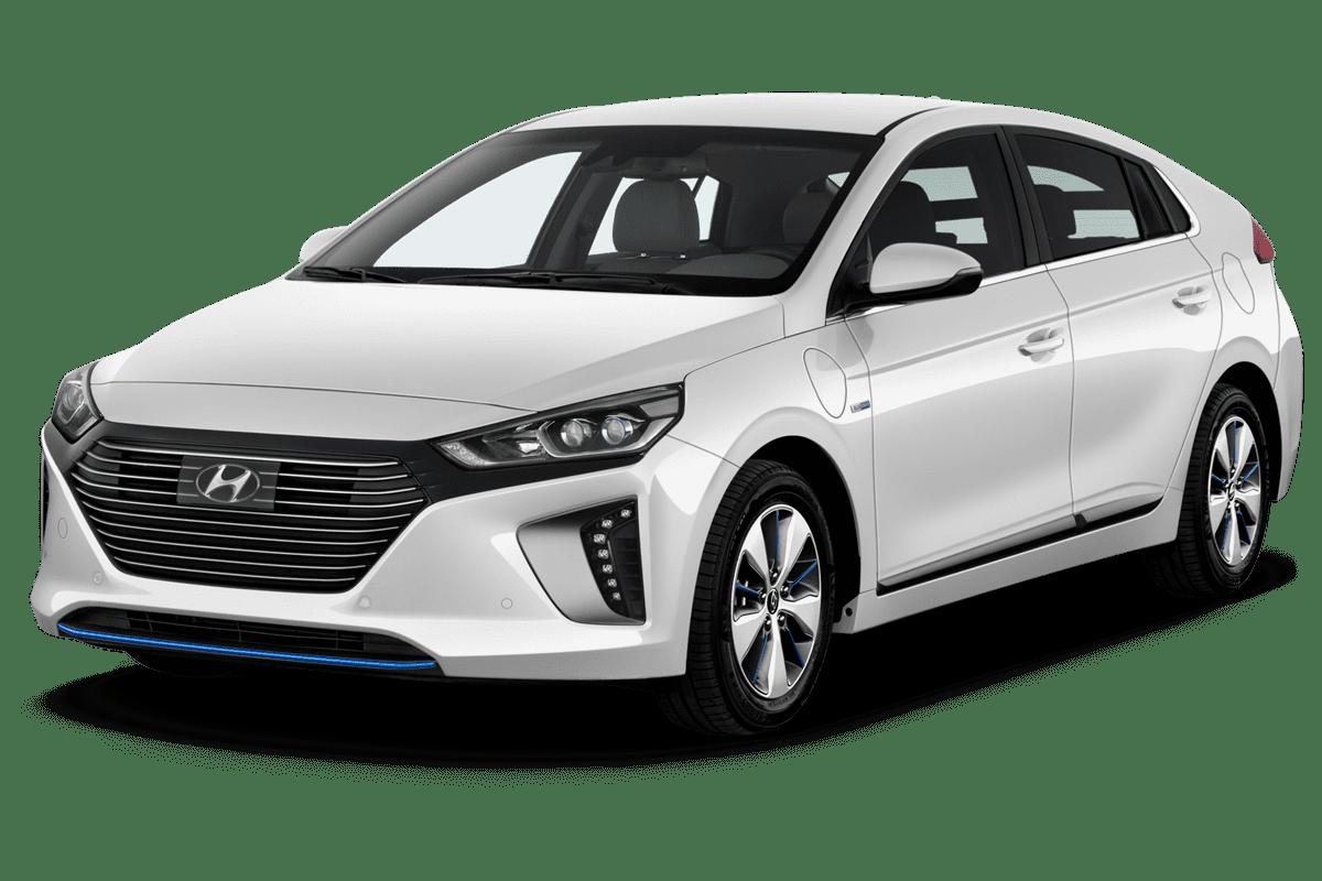 Hyundai Ioniq Plug-in-Hybrid angularfront