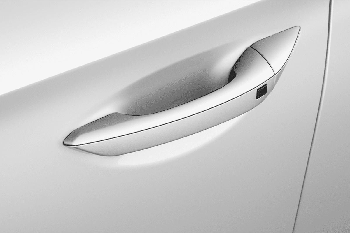 Hyundai Ioniq Plug-in-Hybrid doorhandle