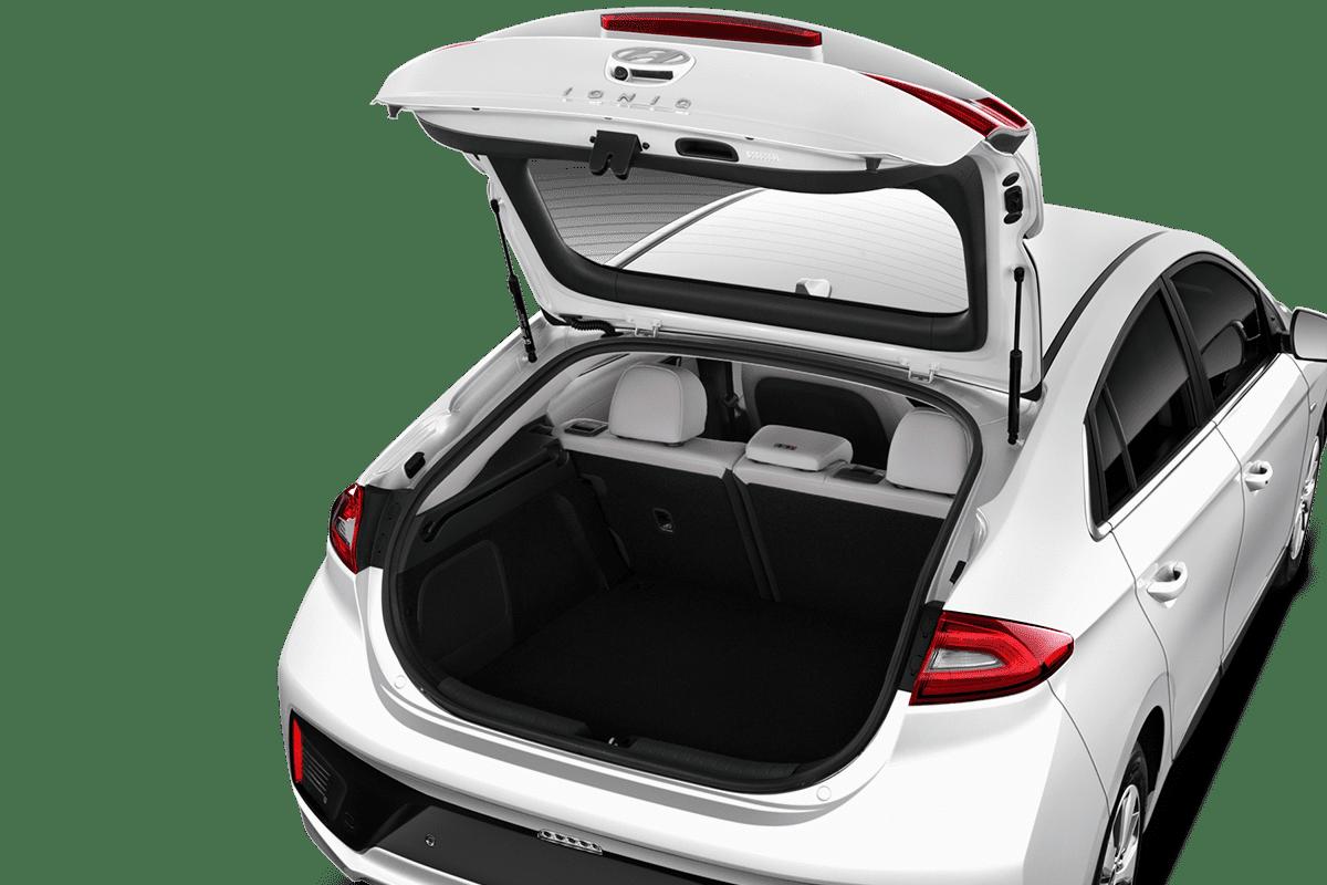 Hyundai Ioniq Plug-in-Hybrid trunk