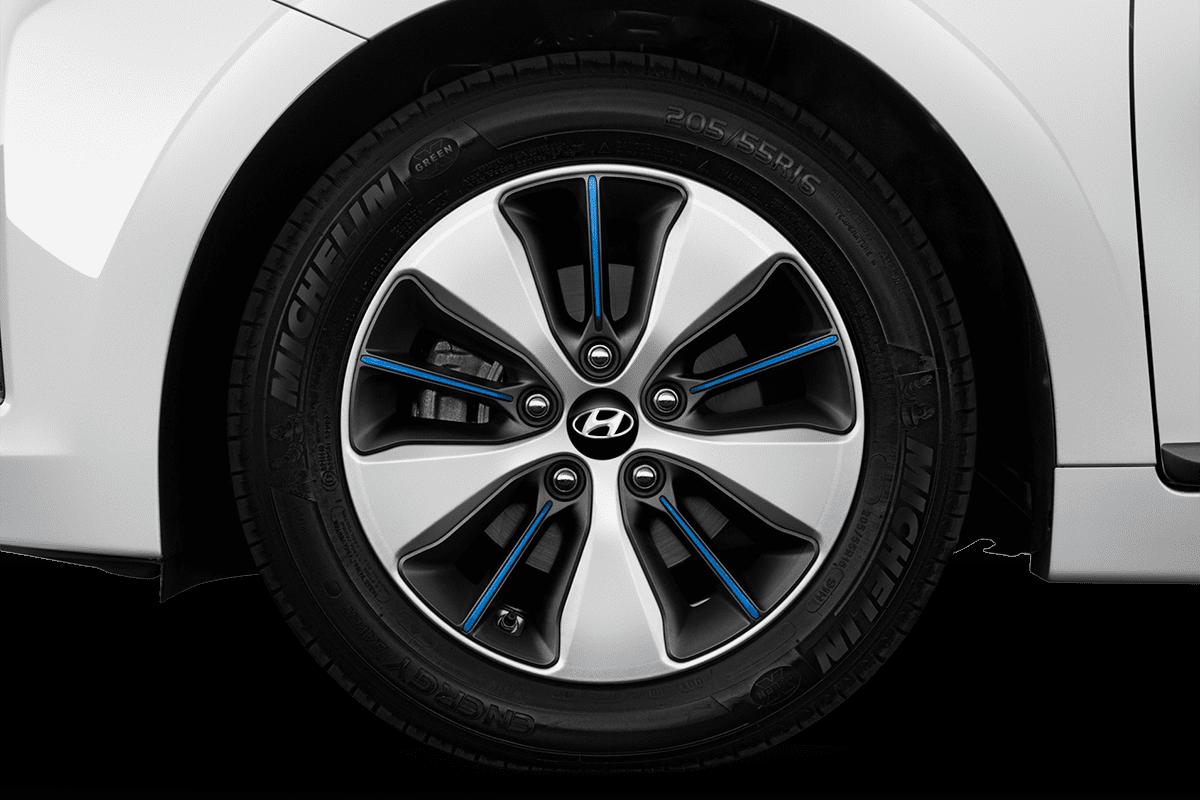 Hyundai Ioniq Plug-in-Hybrid wheelcap