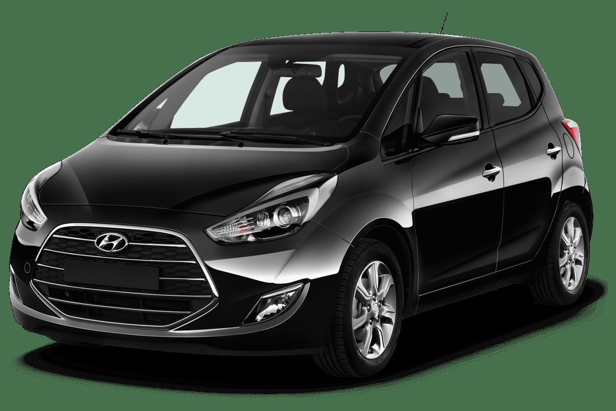 Hyundai ix20 angularfront