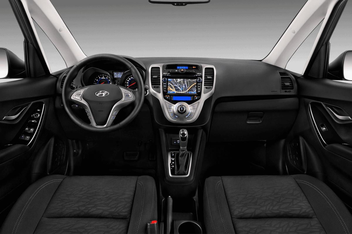 Hyundai ix20 dashboard