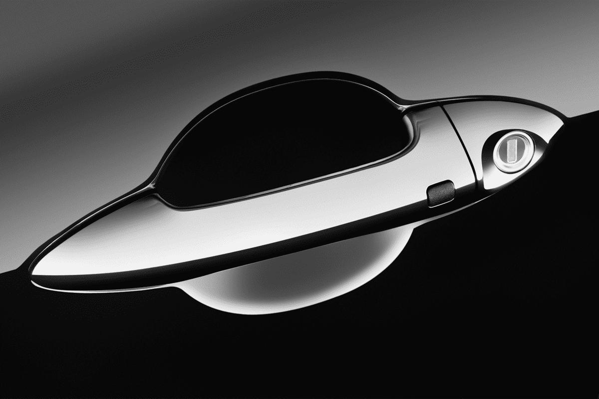 Hyundai ix20 doorhandle